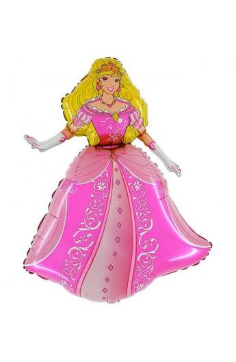 """Balon foliowy 14"""" Księżniczka"""