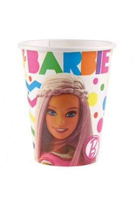 Kubeczki Barbie