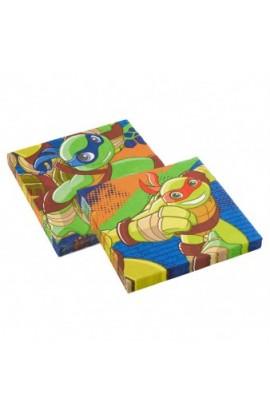 Serwetki Żółwie