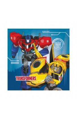 Serwetki Transformers