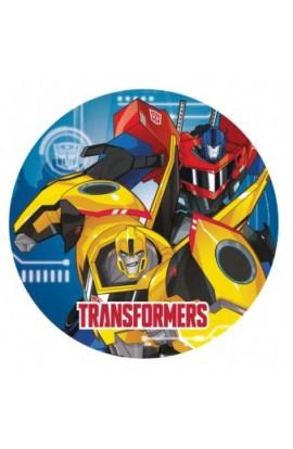 Talerze Transformers