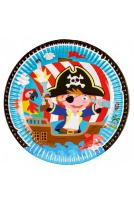 Talerze Pirat