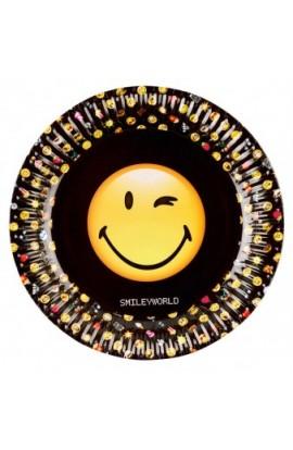 Talerze  Uśmiech
