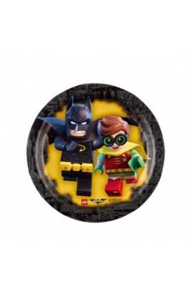 Talerze Batman Lego