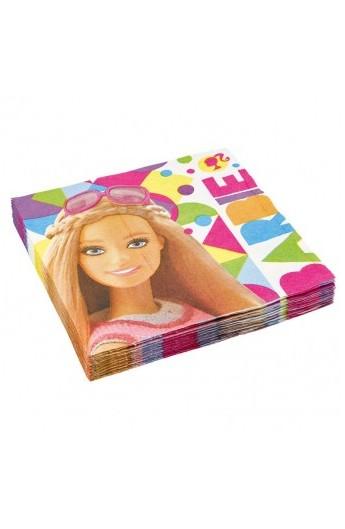 Serwetki Barbie