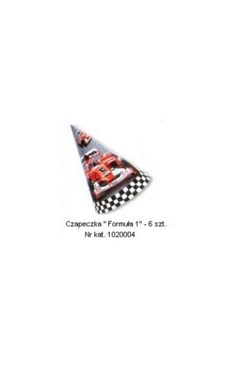 Formuła 1 - Czapeczki