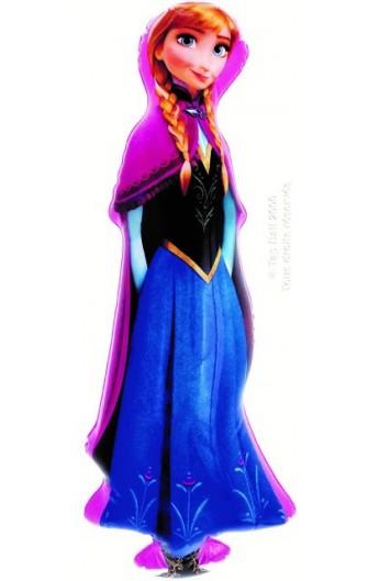 Zabawka dmuchana 54 cm Frozen Anna