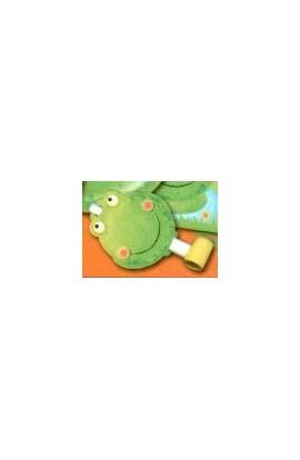 Żabka - Gwizdki Lizaki
