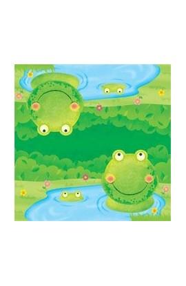 Żabka - Serwetki