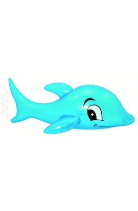 68 cm Delfin Niebieski